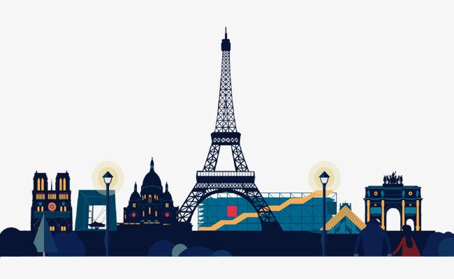 Paris street clipart image free stock Paris France Png & Free Paris France.png Transparent Images #20176 ... image free stock