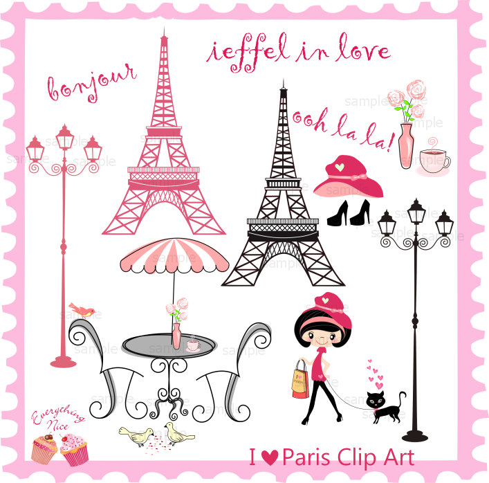 Parisian clipart free png freeuse download 51+ Paris Clip Art Free | ClipartLook png freeuse download