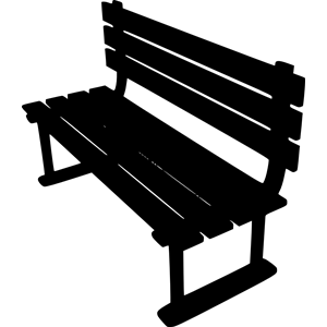 Park bench clipart download freeuse stock Park Bench clipart, cliparts of Park Bench free download ... freeuse stock