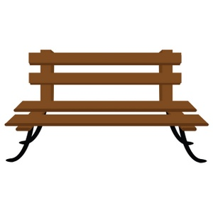 Park bench from behind clipart clip art royalty free stock Free Bench Cliparts, Download Free Clip Art, Free Clip Art ... clip art royalty free stock