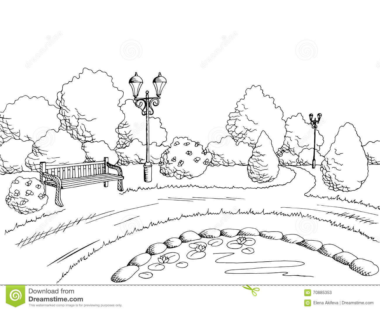 Park clipart black and white free download Park clipart black and white 5 » Clipart Station free download