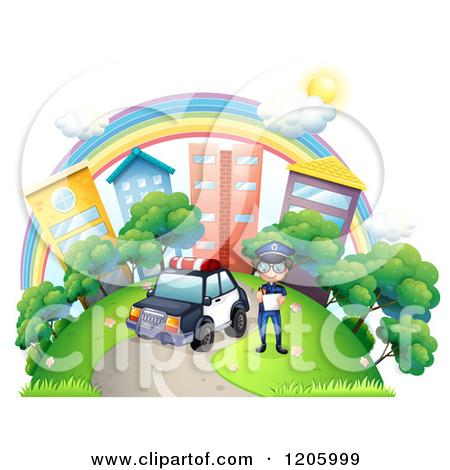 Park police clipart car vector Royalty-Free (RF) Police Car Clipart, Illustrations, Vector ... vector