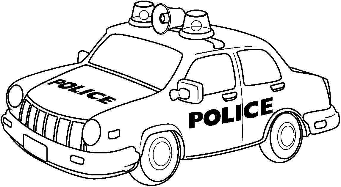Park police clipart car svg library Car Clipart Black And White & Car Black And White Clip Art Images ... svg library