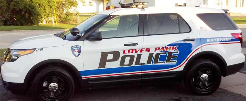 Park police clipart car png black and white stock Loves Park Police Department - City of Loves Park, Illinois png black and white stock