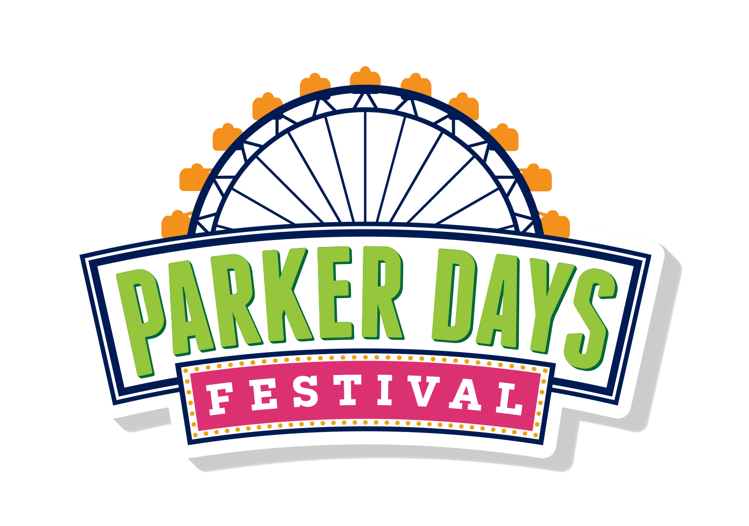 Parkers clipart clip royalty free download Parker Days Festival » clip royalty free download