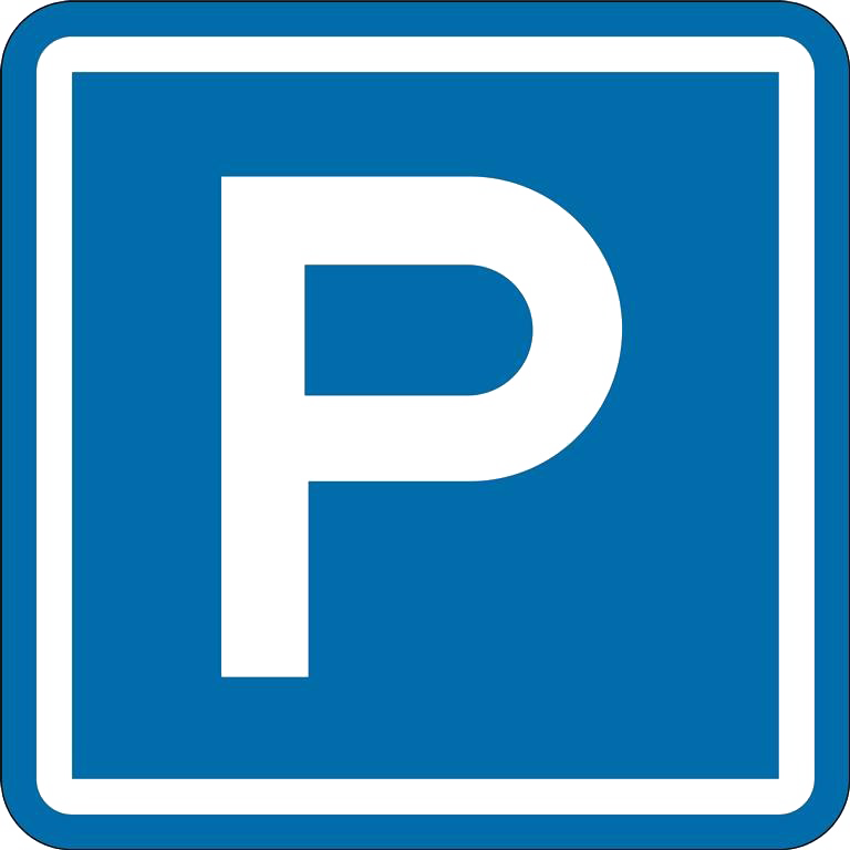 Parking lot lines clipart svg library library Parking Only Sign PNG Transparent Images | PNG All svg library library