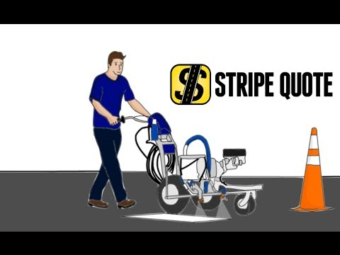 Parking lot striping clipart clip art royalty free download Stripe Quote™ - an Estimating app for Parking Lot Stripers clip art royalty free download