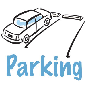 Parking pass clipart picture freeuse library Parking Permits picture freeuse library