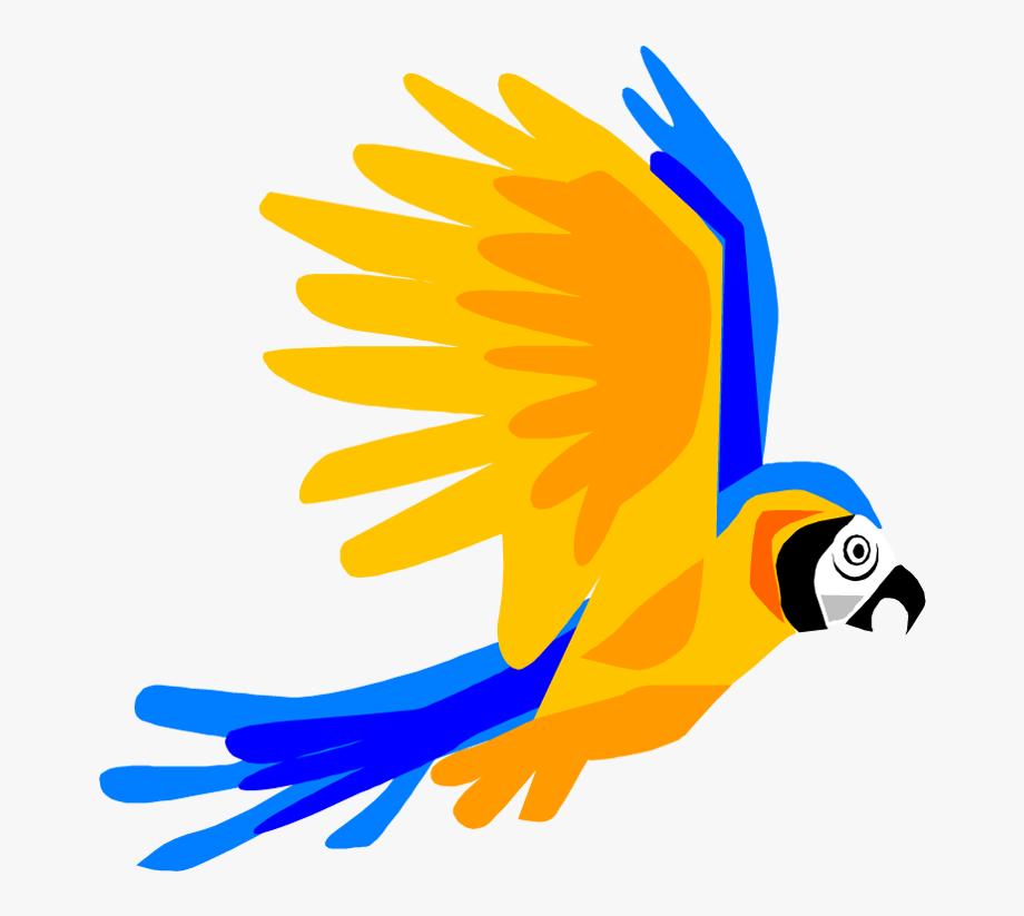 Parrot flying clipart clip art transparent Parrot Clipart - Parrot Flying #132349 - Free Cliparts on ... clip art transparent