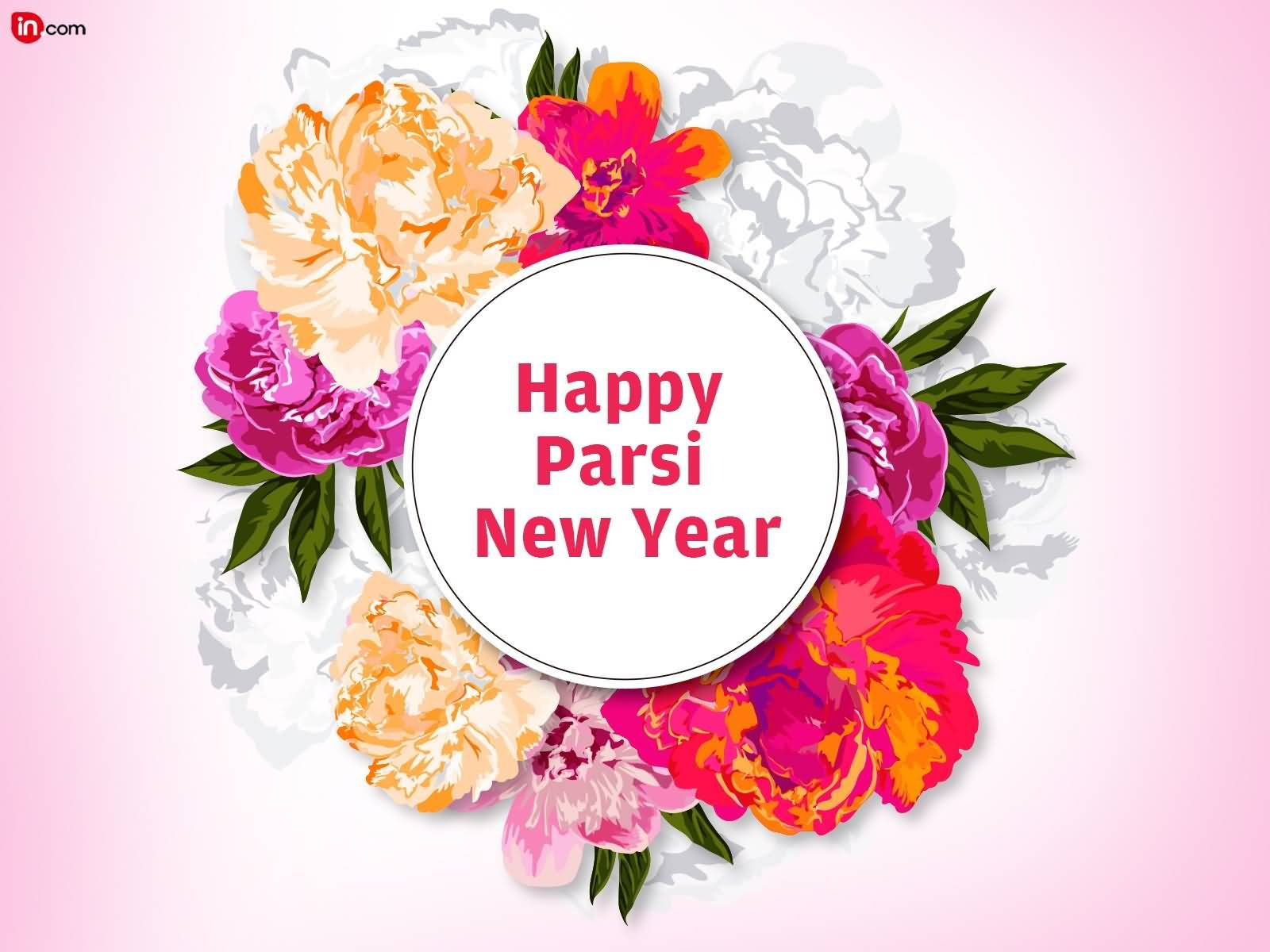 Parsi new year clipart vector stock 33 Beautiful Parsi New Year Greeting Pictures And Images vector stock