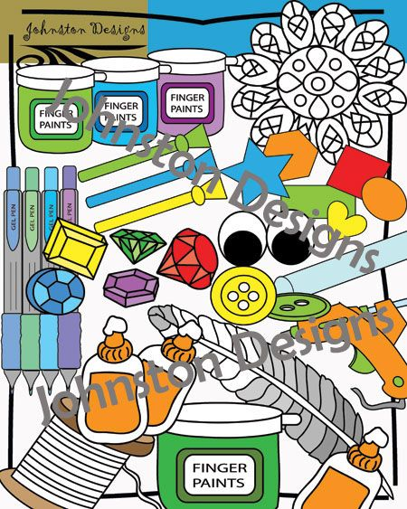 Part one clipart graphic freeuse stock Supply Clipart Part One | early education | Clip art ... graphic freeuse stock