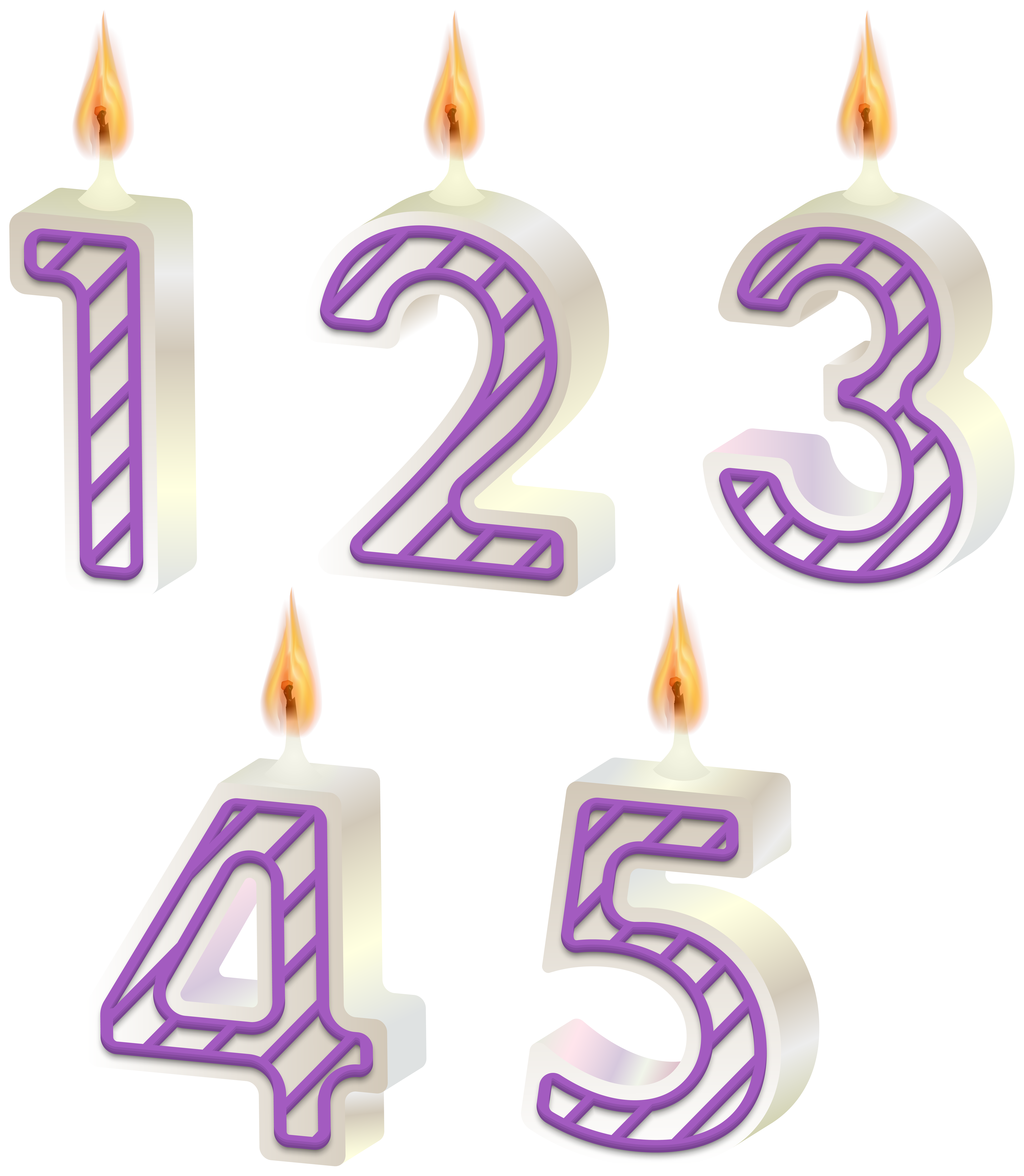 Part one clipart picture freeuse library Birthday Candles Part One Transparent Image | Gallery ... picture freeuse library