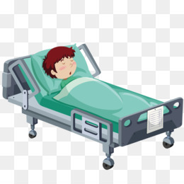 Partient eating in bed in the hospital clipart image transparent Hospital Cartoon png download - 1600*1600 - Free Transparent ... image transparent