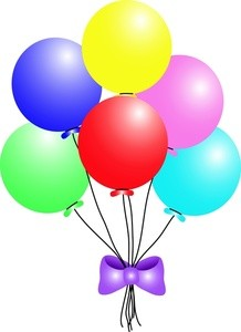 Party balloon pictures clipart royalty free stock Party Balloons Picture | Free download best Party Balloons Picture ... royalty free stock