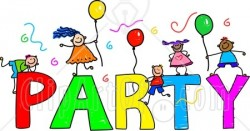 Party cliparts banner free download School Party Clipart banner free download