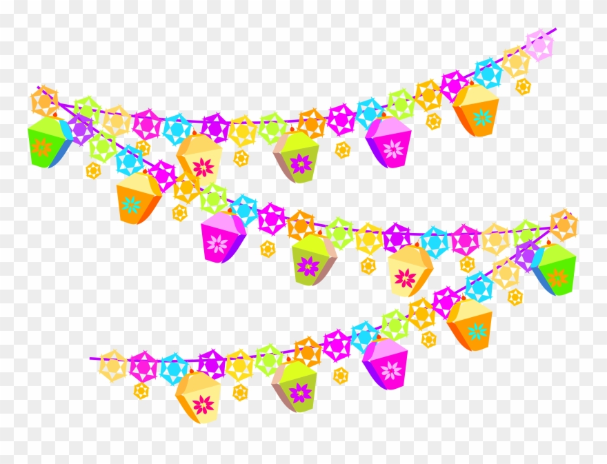 Party decor clipart graphic library Free Party Clipart Graphics Of Parties - Decorations Clipart ... graphic library
