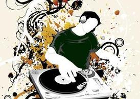 Party dj clipart banner library stock Free DJ Clipart and Vector Graphics - Clipart.me banner library stock