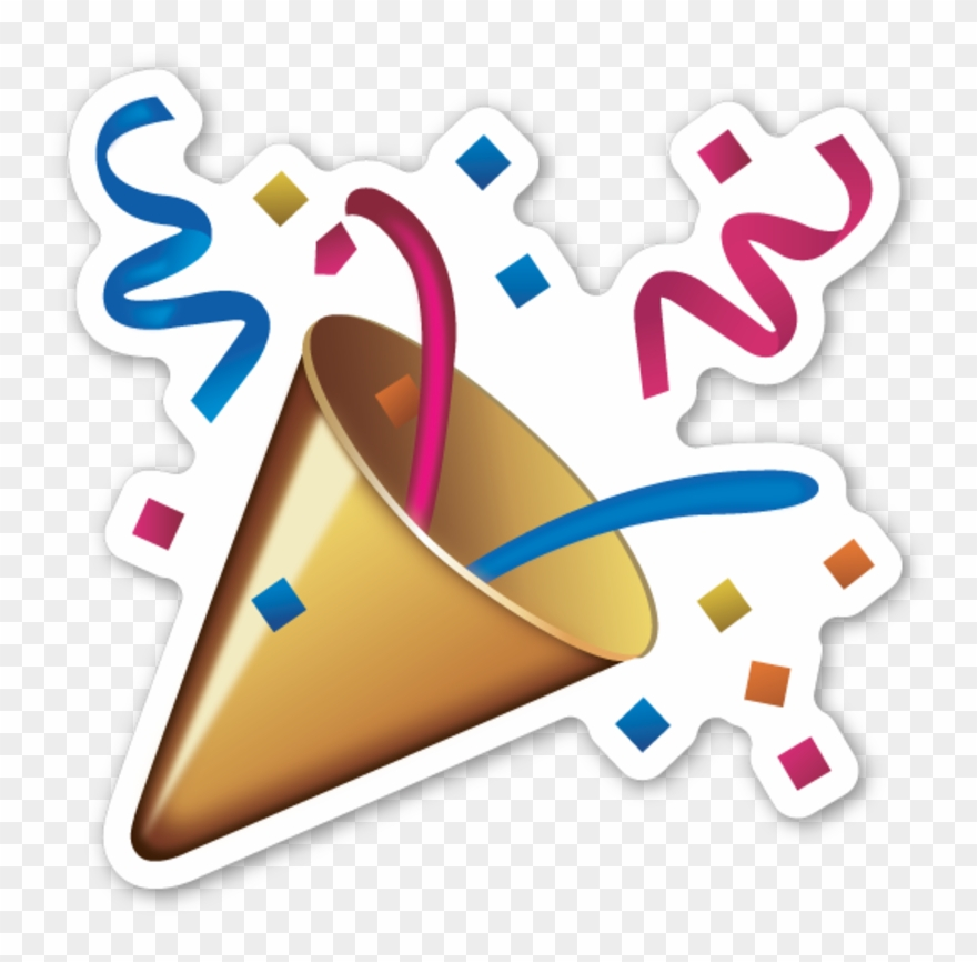 Party emoji clipart picture library library Celebration Clipart Emoji - Celebration Emoji Png ... picture library library