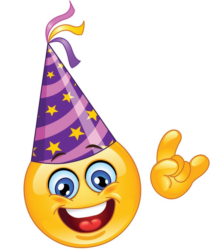 Party emoji clipart image library library Free Party Smileys Cliparts, Download Free Clip Art, Free ... image library library