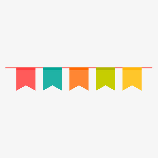 Party flag clipart clip royalty free download Birthday Flag PNG Transparent Birthday Flag.PNG Images ... clip royalty free download