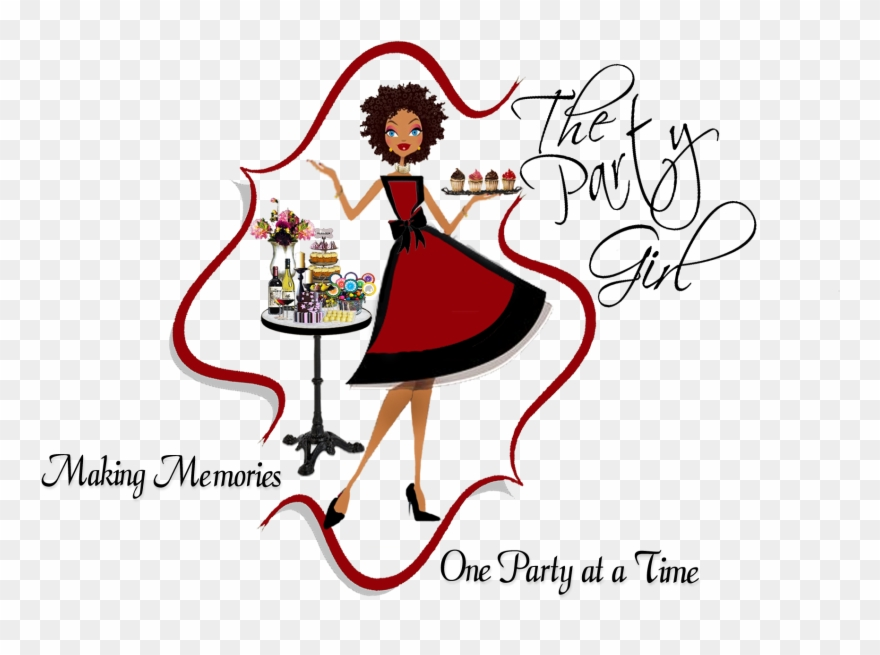Party girl clipart picture transparent Party Girl Clip Art - Png Download (#2258069) - PinClipart picture transparent