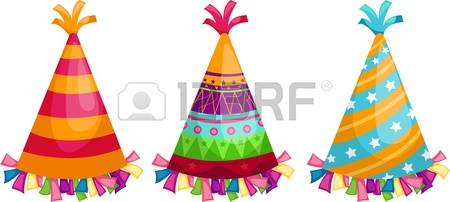 Party hat clipart pastel color banner freeuse download 7,625 Colorful Party Hat Cliparts, Stock Vector And Royalty Free ... banner freeuse download