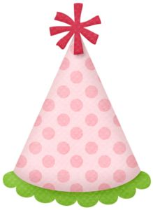 Party hat clipart pastel color png library library ●•‿✿⁀Celebrate‿✿⁀•● | Figuras Fofinhas | Pinterest | Hats ... png library library