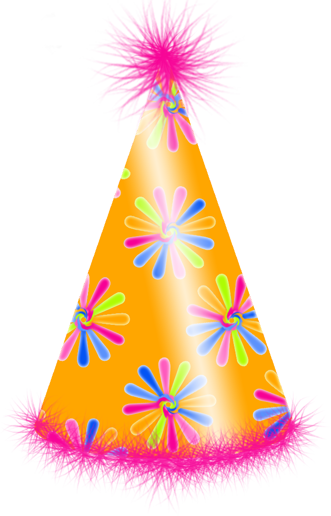 Party hat clipart pastel color jpg free library Party Hats | Free Download Clip Art | Free Clip Art | on Clipart ... jpg free library