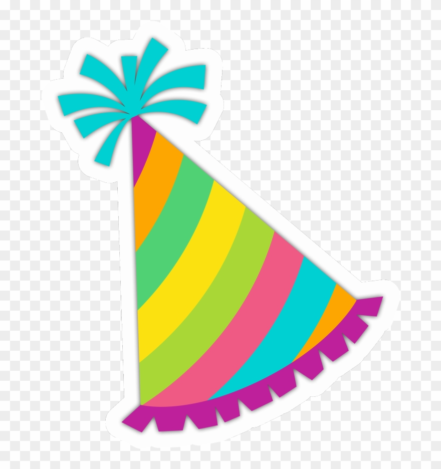 Transparentparty hats clipart banner royalty free library 4shared - - Party Hat Clipart Png Transparent Png (#221218 ... banner royalty free library