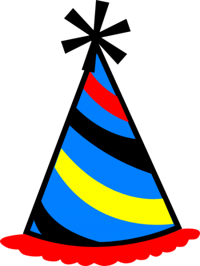 Party hat clipart png svg free download Download BIRTHDAY HAT Free PNG transparent image and clipart svg free download