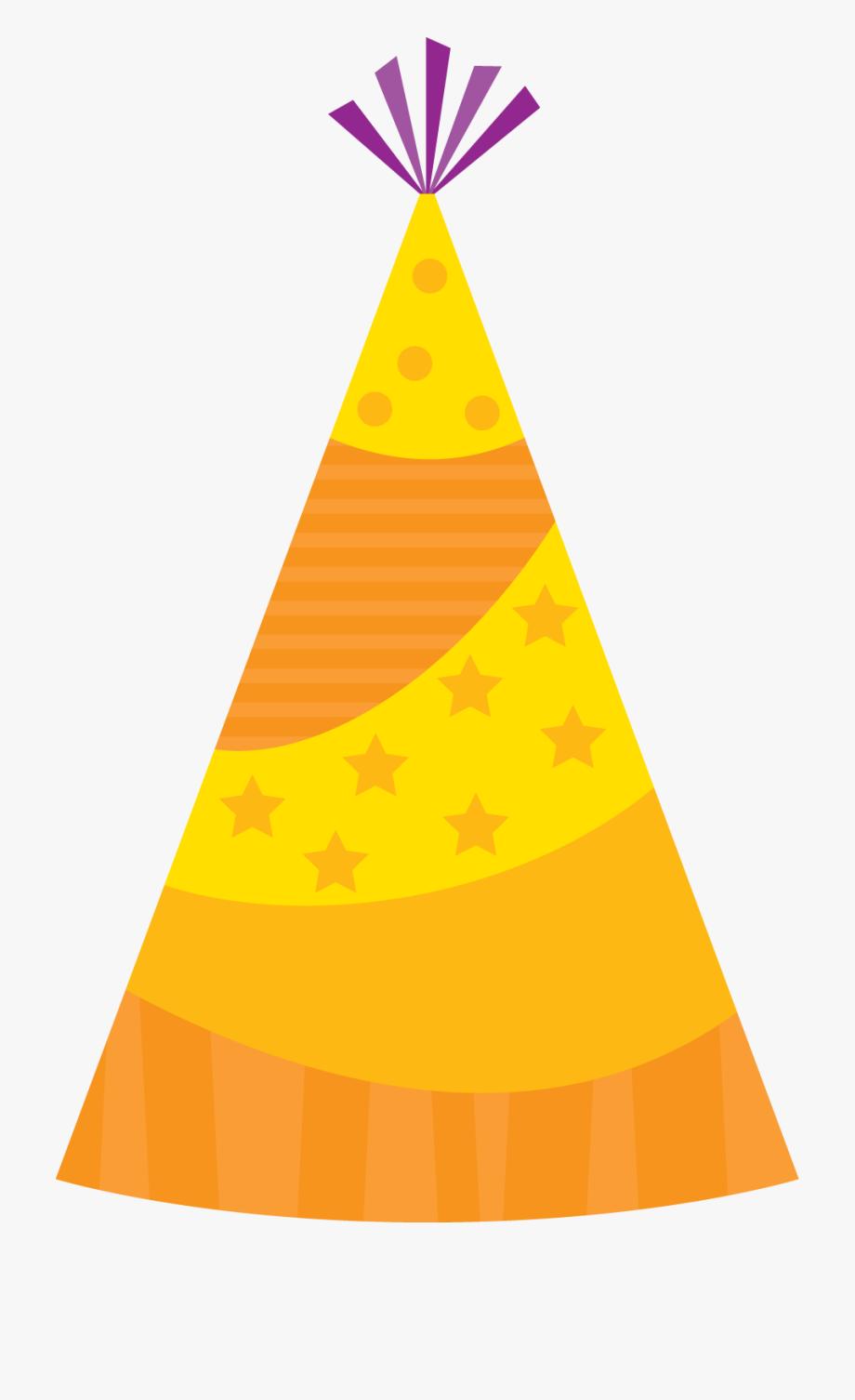 Party hat clipart png vector transparent Party Hat Clipart Png - Birthday Hat Png Clipart #949971 ... vector transparent