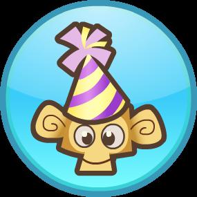 Party hat cliparts animal jam jpg download Animal jam party hat clipart images gallery for free ... jpg download