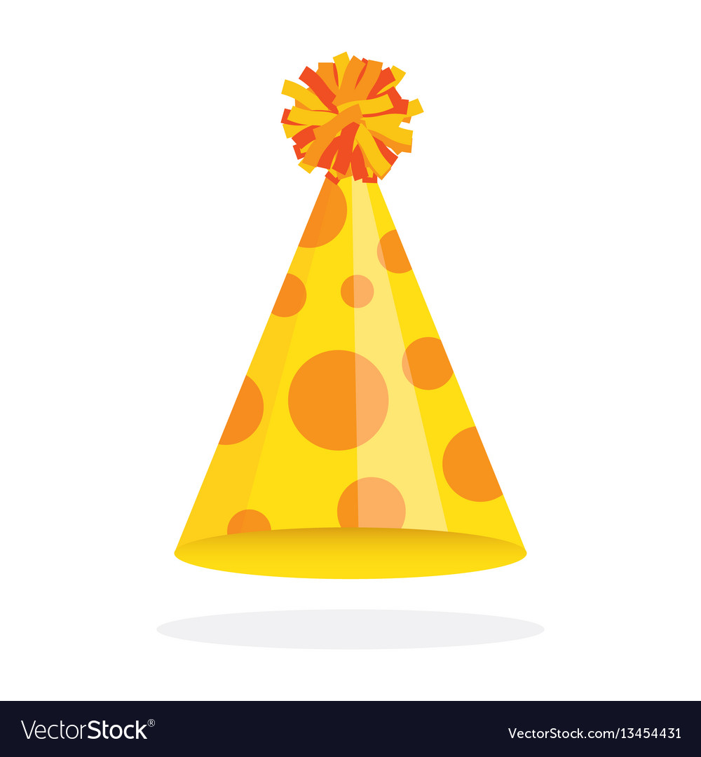 Party hat vector clipart transparent library Party hat icon transparent library
