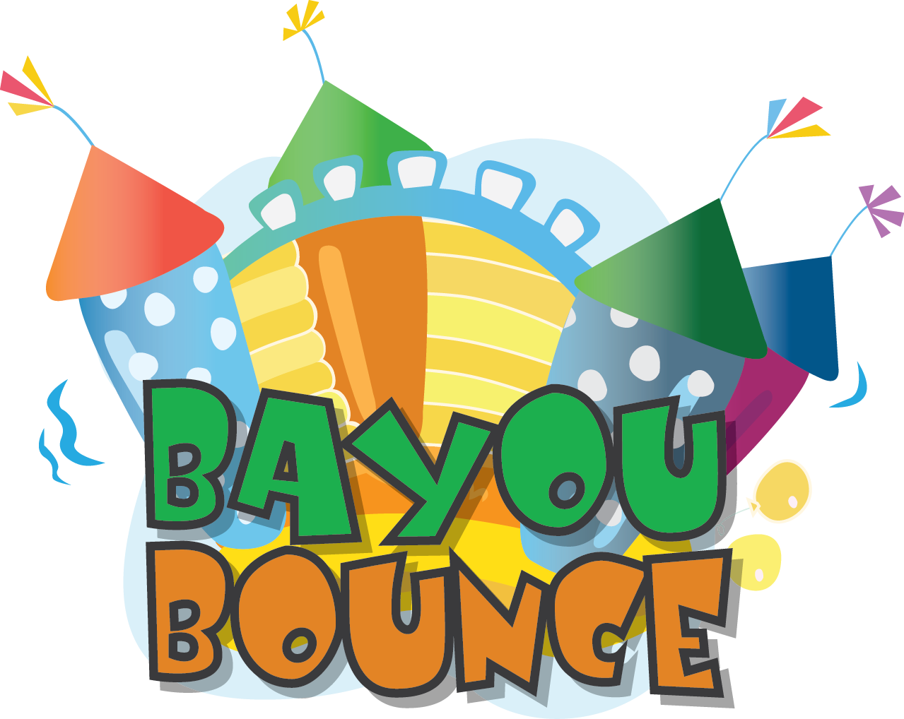 Party house clipart png free Indoor Party Room | Bayou Bounce png free