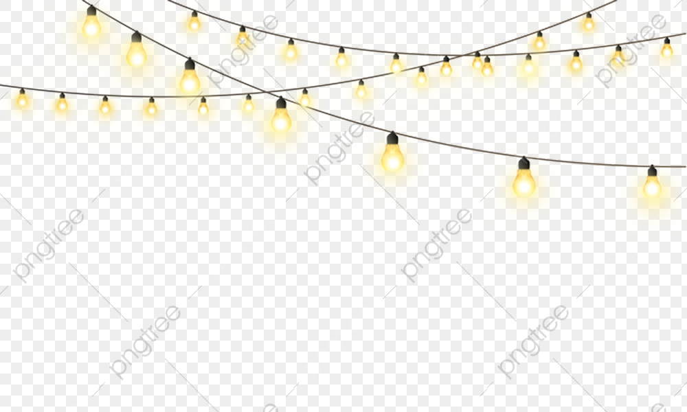 Free Creative Pull String Lights Lighting, Light Bulb, Lights ... vector royalty free