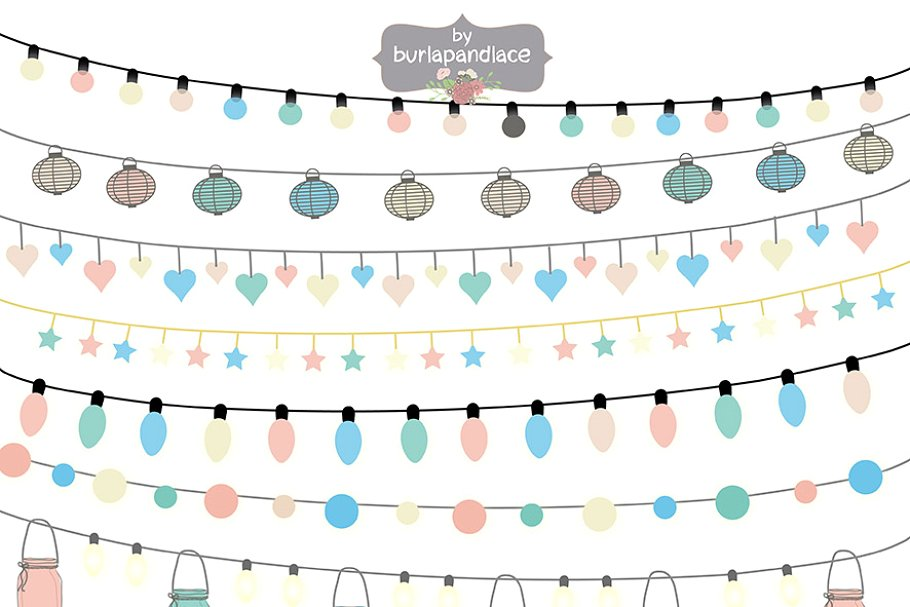 Party lights clipart picture royalty free download Lights color cliparts picture royalty free download