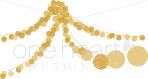 Party lights clipart picture transparent stock Party Lights Clipart | Wedding Ceremony Clipart picture transparent stock