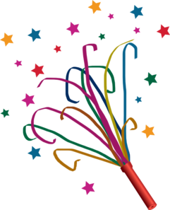 Party supply clipart