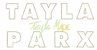 Parx logo clipart graphic transparent stock Tayla Parx - New Single \