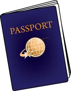 Passaport clipart image download Passport Clipart   Clipart Panda - Free Clipart Images image download