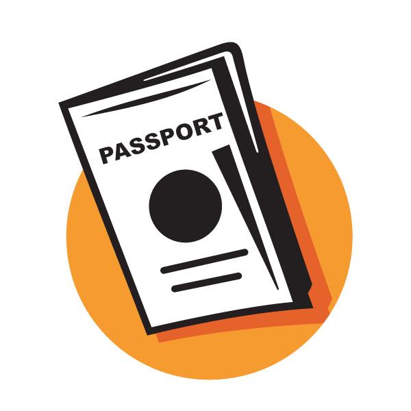 Passport symbol clipart svg black and white stock Free Passport Cliparts, Download Free Clip Art, Free Clip Art on ... svg black and white stock