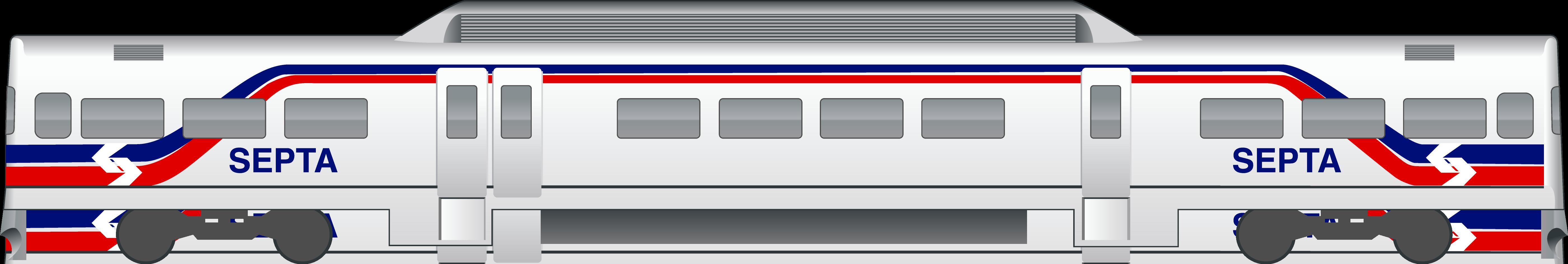 Passenger train car clipart freeuse library Respect The Train | SEPTA | Southeastern Pennsylvania Transportation ... freeuse library