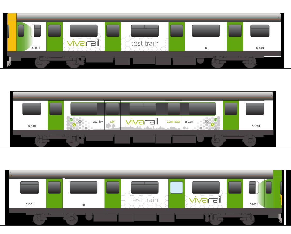 Passenger train car clipart graphic transparent download Exterior Design - Creactive Design Transport graphic transparent download