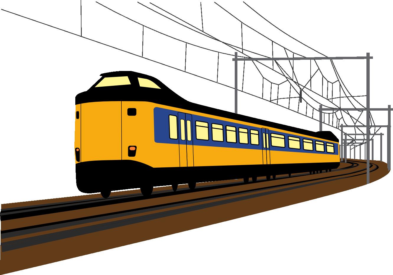 Passenger train car clipart svg transparent download clipartist.net » Clip Art » dutch train clipartist.net 2012 June Art ... svg transparent download