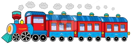 Passenger train clipart clipart free stock Passenger train clipart 6 » Clipart Station clipart free stock