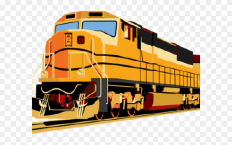 Passenger train clipart png Train Clipart Passenger Train - Lifelines Of Indian Economy ... png