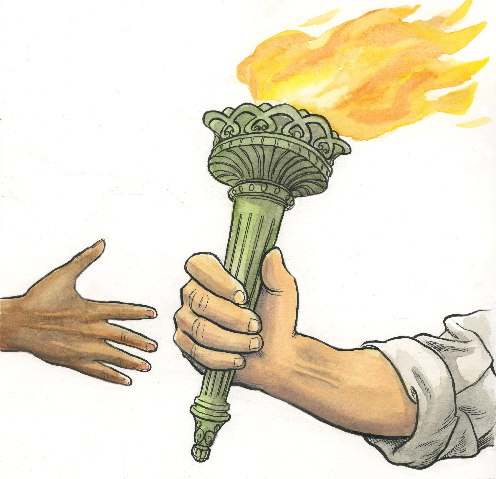 Passing the torch clipart clip art royalty free library Free Torch, Download Free Clip Art, Free Clip Art on Clipart ... clip art royalty free library