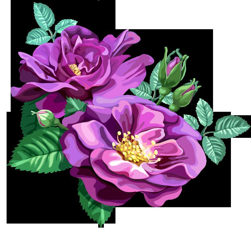 Passion flower clipart png transparent library ROSE BOUQUET CLİPART TRANSPARENT | Design Patterns Studio | Flower ... png transparent library