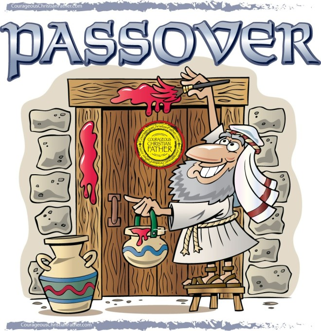 Passover donation clipart banner freeuse stock Passover | Courageous Christian Father banner freeuse stock