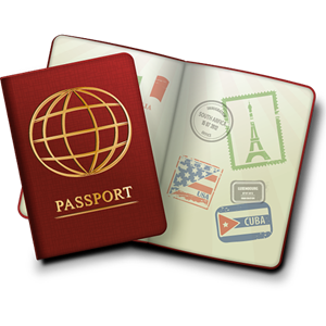Passport images clipart svg library download Passport Clipart | Clipart Panda - Free Clipart Images svg library download